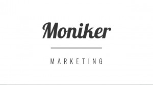Moniker Marketing Logo