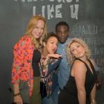 Celia, Gabrielle, Iggy and Kristina