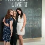 Kelley, Kristina & Annie